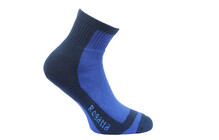Regatta Kids Coolmax Trek & Trail Sock II teal blue/pluto
